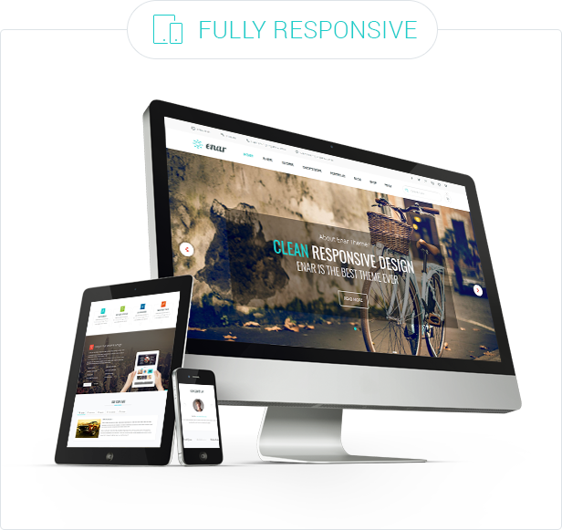 Enar - Responsive Multi-Purpose HTML5 Template